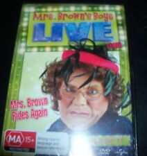 Mrs Browns / Brown's Boys Live Tour (Australia Region 4) DVD – New