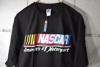 The Game Vintage Black NASCAR T-Shirt America's #1 Motorsport (XL) Phenix City