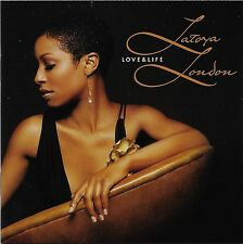 Love and Life by Latoya London CD Sep 2005 Peak Records