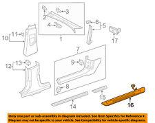 AUDI OEM 12-17 A7 Quattro Interior-Light Bar Right 4G8947406C