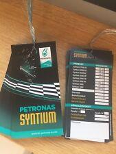 50 x Petronas Ölzettel Wartungsanhänger Inspektionszettel Ölwechsel Service