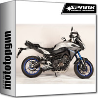 SPARK TERMINALE COMPLETO FORCE RACING INOX YAMAHA MT 09 TRACER 2015 15 2016 16