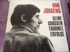Udo Jürgens - Seine Grossen tournee Erfolge - lp 33t (a3)