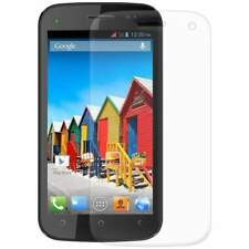 AMZER CLEAR SCREEN GUARD PROTECTOR FILM + CLEANING CLOTH FOR MICROMAX A110 MET