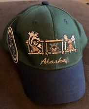 Alaska Youth Snapback Cap Hat New With Tag