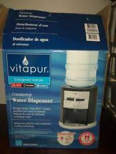 NEW VITAPUR 3 OR 5 GAL COUNTERTOP WATER DISPENSER HOT/ROOM/COLD