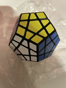 Shengshou Cube, 3X3X3 Pentagonal Dodecahedron Speed Cube Puzzle Cube