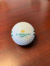 Vintage Logo Golf Ball, Eldorado range ball