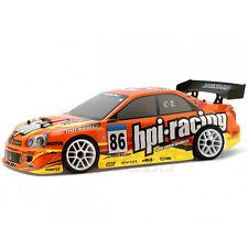 HPI Racing Subaru Impreza Clear 200mm Body 1:10 RC Cars Touring Drift #7499