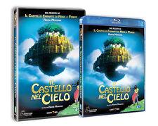 BLU RAY LAPUTA CASTELLO NEL CIELO - edizione italiana di Miyazaki