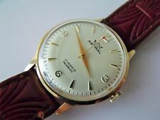 Reloj Pulsera edición Limitada De Caballero Vintage .375 9CT Dorado SMITHS Astral presentación