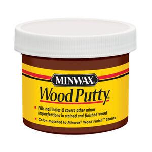 Minwax  Walnut  Wood Putty  3.75 oz.
