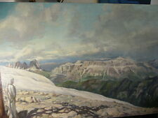 Gipfelkreuz Marmolada Berggeist Mystik Südtirol Dolomiten Italien Hochgebirge IT