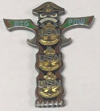 US Navy Chief CPO CPOA AFLOAT Training Group Alaska Bottle Opener Coin