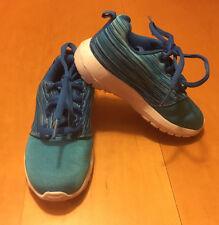 Babyschuhe Schuhe Turnschuhe blau Sneakers Baby Größe 24 (1612A)