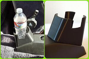 88-91 Honda Prelude Cup Holder NEW Factory-Style Center Cover Mounted drink cups