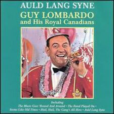 Guy Lombardo - Auld Lang Syne [New CD]