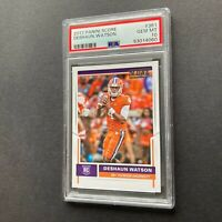 Deshaun Watson 2017 Panini Score #361 RC Rookie Card Low Pop 168 PSA 10 Gem Mint