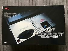 PC Engine CD-ROM 2 System Interface Unit IFU-30 Console - JAP - PCE - Nec
