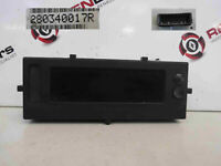 Renault Clio MK3 2009-2012 Centre Clock Display Temperature Screen Display