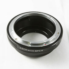 Canon FD mount Lens To Olympus Panasonic Micro 4/3 M43 Adapter E-PL7 GF7 G6 OM-D