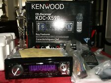 Kenwood 1 DIN Car Audio In-Dash CD Players for sale   eBay on