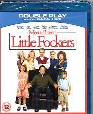 Meet The Parents: Little Fockers (Blu-ray + DVD)-Region B-Brand New-Still Sealed