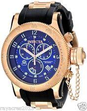Invicta Men's 15568 Russian Diver Analog Display Swiss Quartz Black Watch