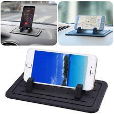 Car Mobile Phone Holder Non Slip Dashboard Mat Anti Skid Grip Mount