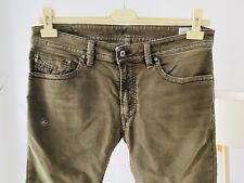 Diesel Jeans Thavar 0830H Stretch Denim Braun Brown no Jogg W32 Sample Wash