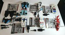 Transformers Generations Combiner Wars Defensor Figure Set w/ PC-01 Upgrades