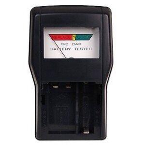 Radio Shack Analog RC Multi-Voltage Battery Tester