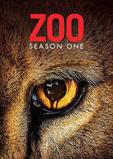New: Zoo The Complete First Season 1 One (DVD) TV Show