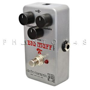 Electro-Harmonix Rams Head Big Muff Pi Distortion/Sustainer Pedal