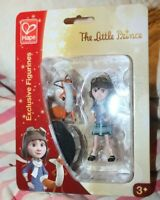 The Little Prince ~ Hape Exclusive Figurines Set 824768 ~ Pilot Prince Fox ~ NEW
