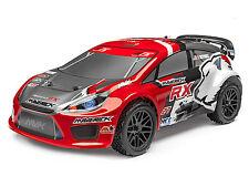MV12627 Maverick Strada Red RX Brushless 1/10th Electric R/C Rally Car  RTR