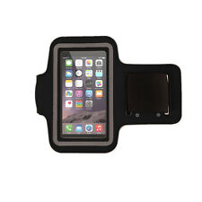 Fit iPhone SE/5 Armband Case Sports GYM Running Exercise Arm Band Holder BLACK
