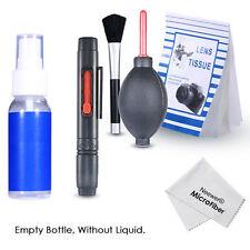Matériel et kits de nettoyage avec brosses pour appareils photo et caméscopes