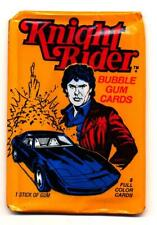 New Listing1982 Universal Studios Knight Rider (Tv) Trading Card Pack