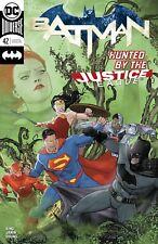 BATMAN #42, New, First print, DC UNIVERSE (2018)