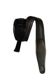 Leather Guitar Strap, Soft and Stylish – By AviDTonE