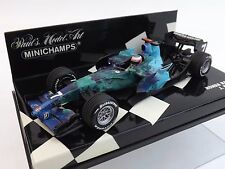 1:43 Minichamps 2007 Honda RA107 J. Button 400070007