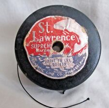Vintage ST. LAWERNCE Fishing Line Cohantic Line Co.