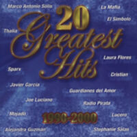 20 Greatest Hits 199 - 20 Greatest Hits 1990-2000 [New CD]