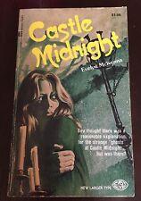 Castle Midnight Paperback Magnum Book By Evelyn McKenna 1966
