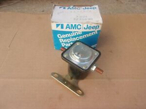 1970's 1980's American Motors Jeep NOS AMC STARTER SOLENOID 3235898 Made In USA