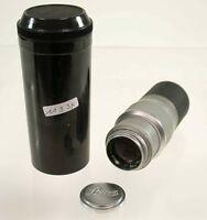 LEICA Hektor 4,5/135 135 135mm F 4,5 M39 LTM adapt. M MFT NEX A7 /16