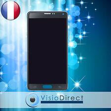 Ecran complet pour Samsung Galaxy Note 4 SM-N910F gris vitre tactile + LCD