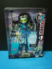 Monster High Travel Scaris Frankie Stein Doll T5