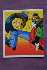 VIGNETTE STICKERS PANINI  DRAGONBALL Z TOEI ANIMATION N°82